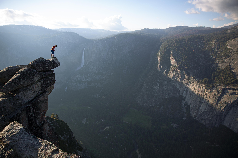 escalada en free realizada por Alex Honnold, ganador del Óscar