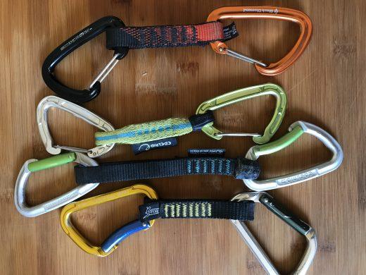 Cintas express de escalada - escaladayferratas.com