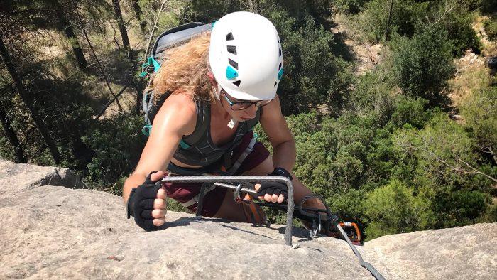Casco de escalada - escaladayferratas.com