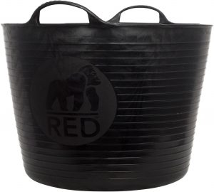 Cubo de agua para lavar cuerda