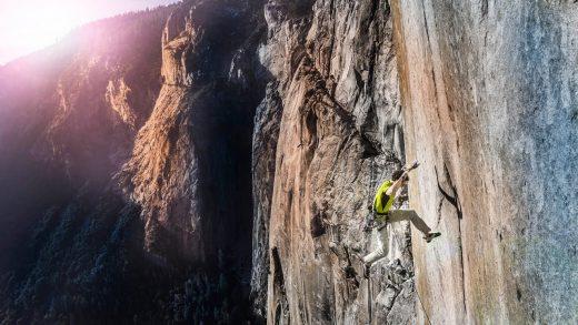 No Fear Falling Adam Ondra